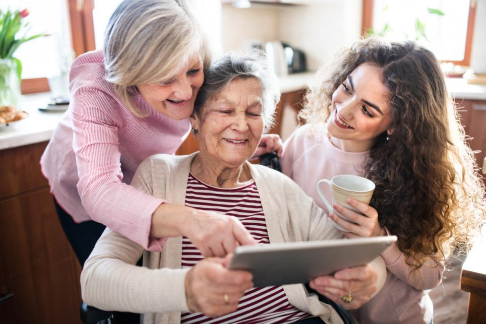 Self-management pilots support keeping healthy at home
