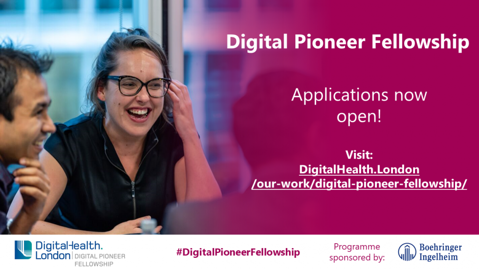 Call out to NHS staff who are pioneering digital innovations within their organisations