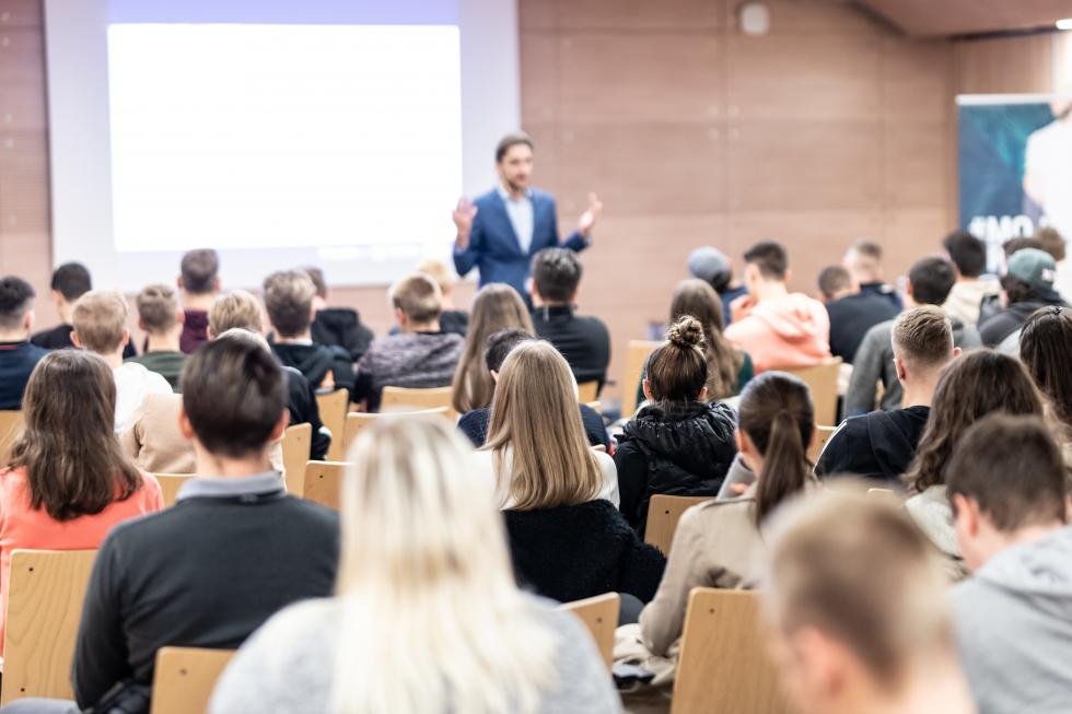Learning from Excellence conferences on 'why language matters'