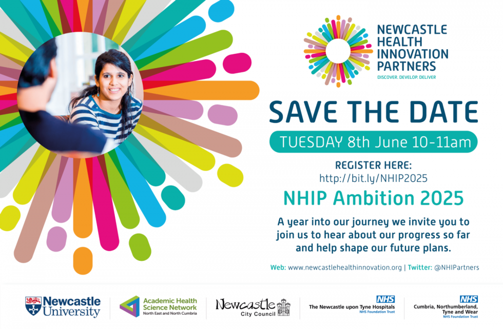 Shaping future plans for Newcastle Health Innovation Partners