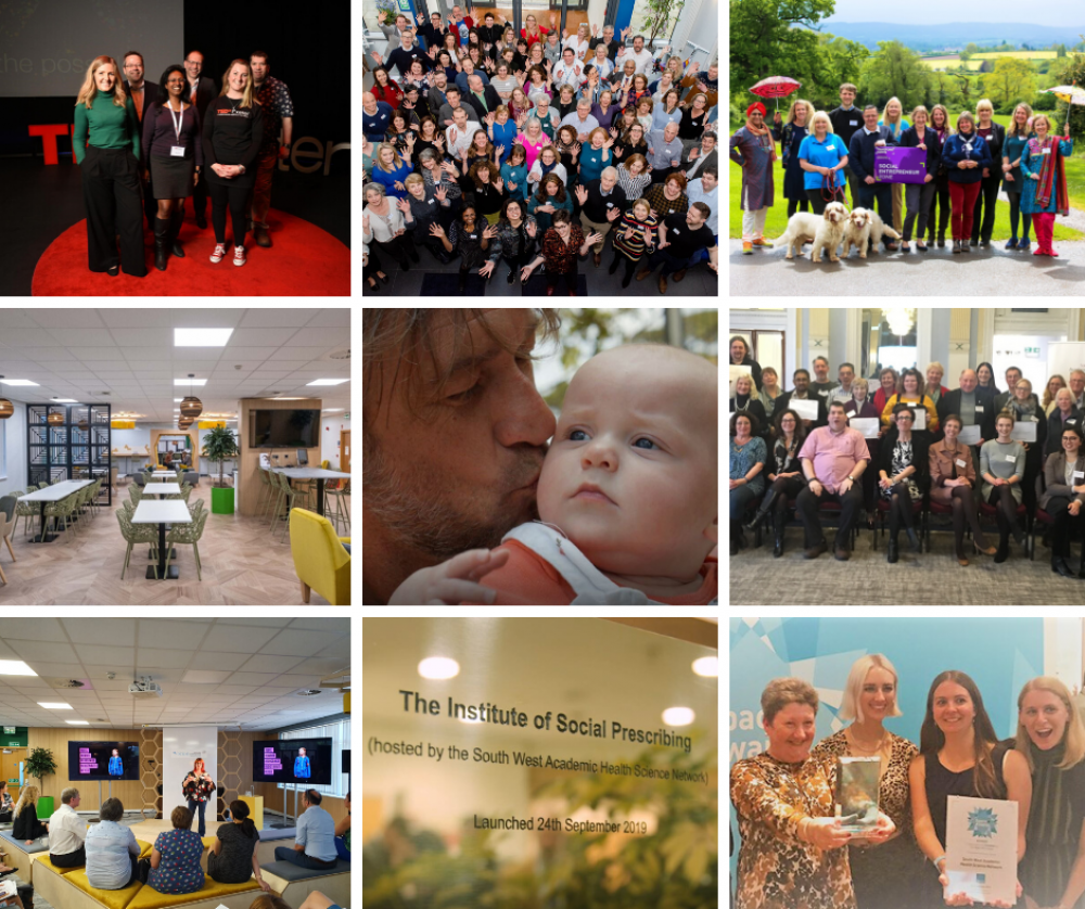 Reflections on 2019 at the SW AHSN