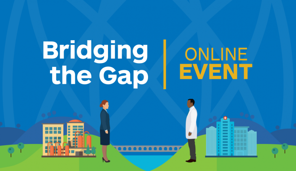 'Bridging the Gap' - learning event to help entrepreneurs take innovations to the next level on 11-12 March 2021