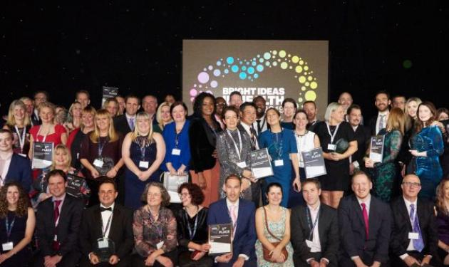 Bright Ideas in Health Awards 2019 winners revealed