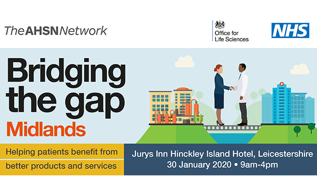 Bridging the Gap Midlands event