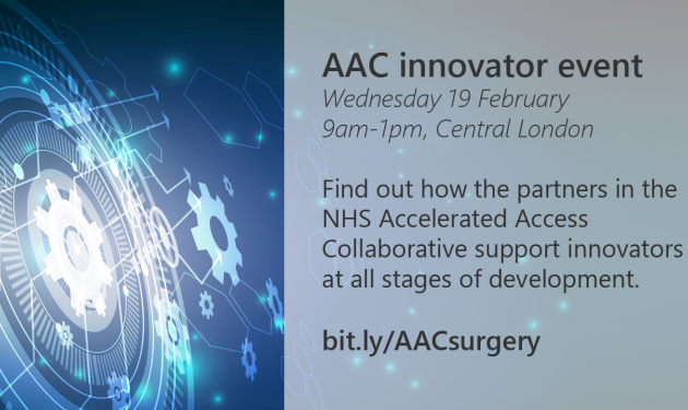 Accelerated Access Collaborative innovation surgeries launch event
