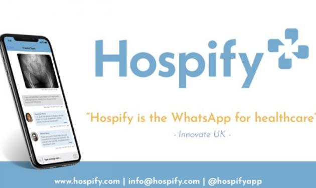 Hospify - Trusted Healthcare Messaging for Everyone