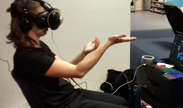 Immersive Rehab - Digital Therapeutics for Neurorehabilitation